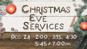 Christmas Eve Services | North Fort Worth/Keller Campus @ North Ft Worth/Keller Campus | Keller | Texas | United States