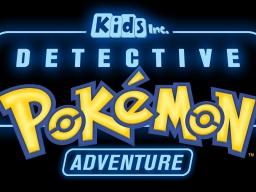 Detective Pokemom Adv Logo