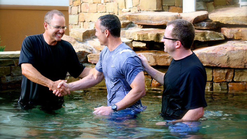 FOTP - Baptism - Our Story