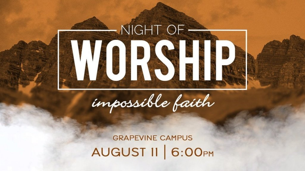 Night of Worship Grapevine
