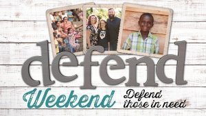 Defend Weekend   All Campuses @ All Campuses   Keller   Texas   United States