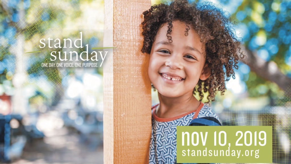 Stand Sunday 2019
