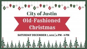 Old-Fashioned Christmas | Justin/Northlake Campus @ City of Justin, Texas | Bedford | Texas | United States