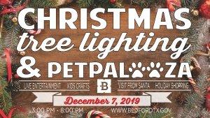 Christmas Tree Lighting & Pet Palooza | Bedford Campus @ Old Bedford School | Bedford | Texas | United States